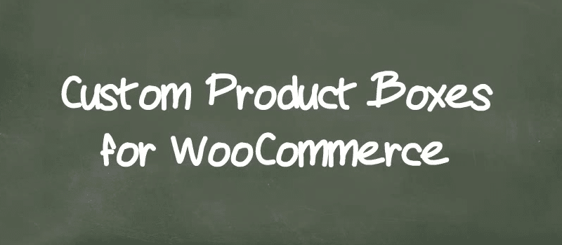 Assorted Bundles (Custom Product Boxes) for WooCommerce