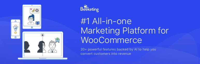 Beeketing WooCommerce Marketing Automation Free WordPress Plugin