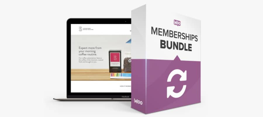 WooCommerce Premium Memberships Bundle