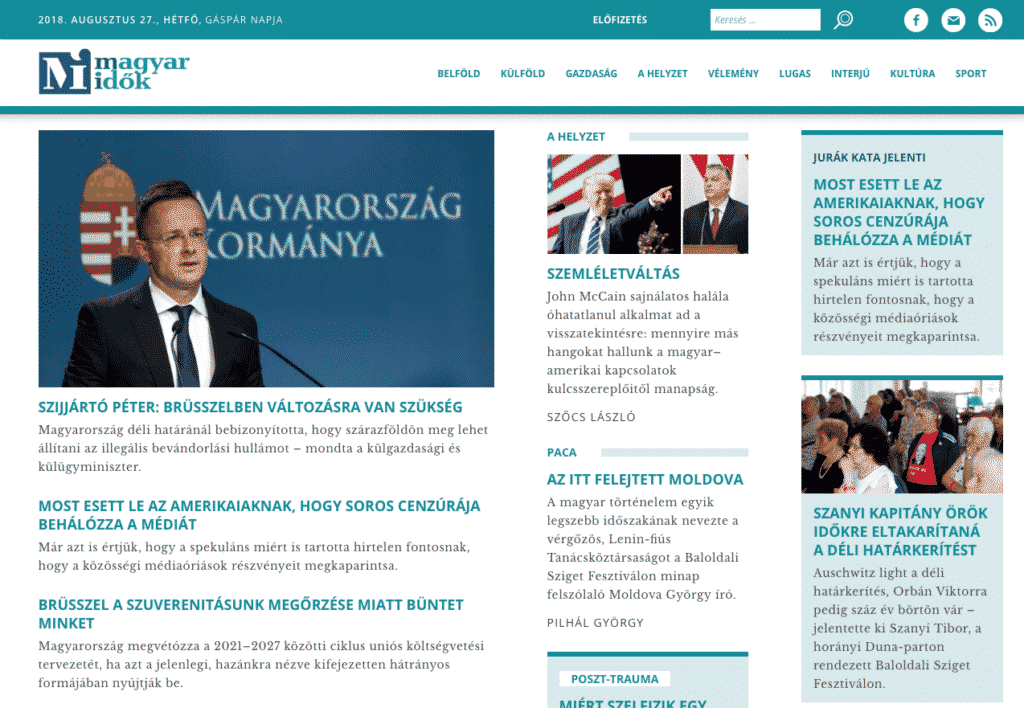 magyaridok.hu - Hungarian News Portal