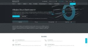 Alibaba Cloud Elasticsearch: home