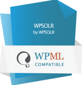 "Image wpsolr-wpml-certificate-1.png of WPSOLR is certified ""WPML-Ready"""